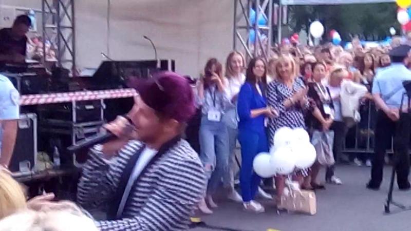 Ваня Чебанов - Найду/ Губкин/ День металлурга/ 14.07.17