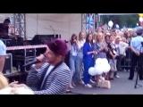 Ваня Чебанов - Найду Губкин День металлурга 14.07.17