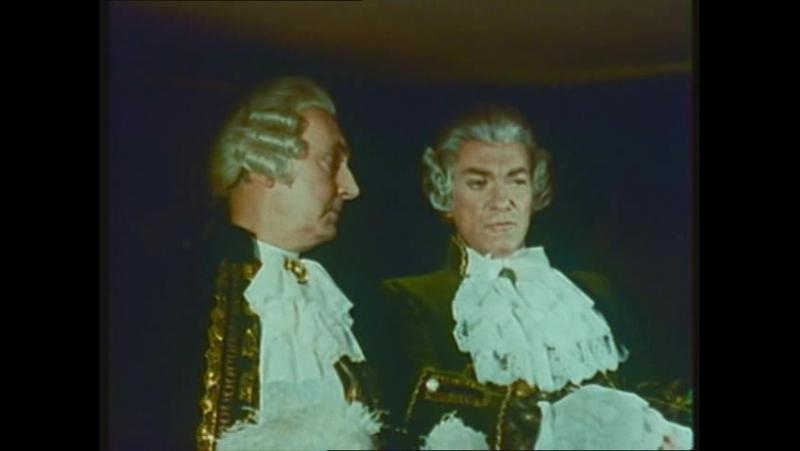 Жозеф Бальзамо (1973). 3 серия