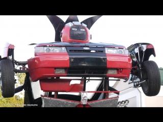 Автомобиль-трансформер на основе Лады