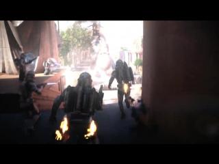 Геймплейный трейлер Star Wars Battlefront 2