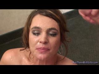 [SouthernBukkake] Kristy [Bukkake, Blowjob, Blowbang, Cumshot, Sperm, Facial, Slut, Отсос, Шлюхи, Сперма на лице, Буккакэ]