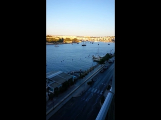 I went malta I have been at sliema. it was excellent when I got up early in the morning. also I spent time 3 month in malta
