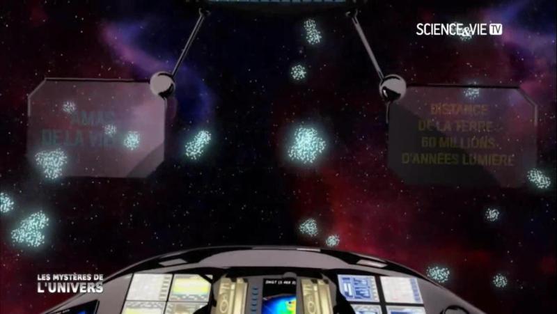Evren'in Sırları - Kozmik Yıldızları Arayış (A la recherche damas cosmiques)