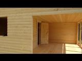 Баня 6х6 КАЗАНЬ # СУПЕР Проект+Планировка