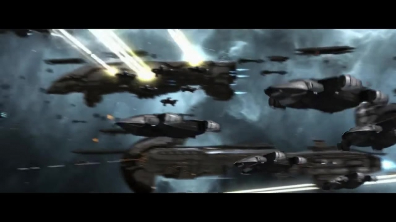 Epic Space Battles - Two Steps From Hell - Protectors of the Earth Cinematic