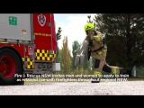 Рекламный ролик пожарной охраны Нового Южного Уэльса, Австралия