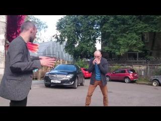 Репетиция, для дублерши Vadim Pavlenko Stuntman @ Вадим Павленко Каскадёр