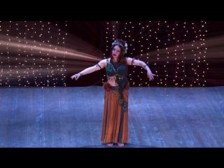 Юлия Грановская 2 танец с концерта 2 апреля 2017г.