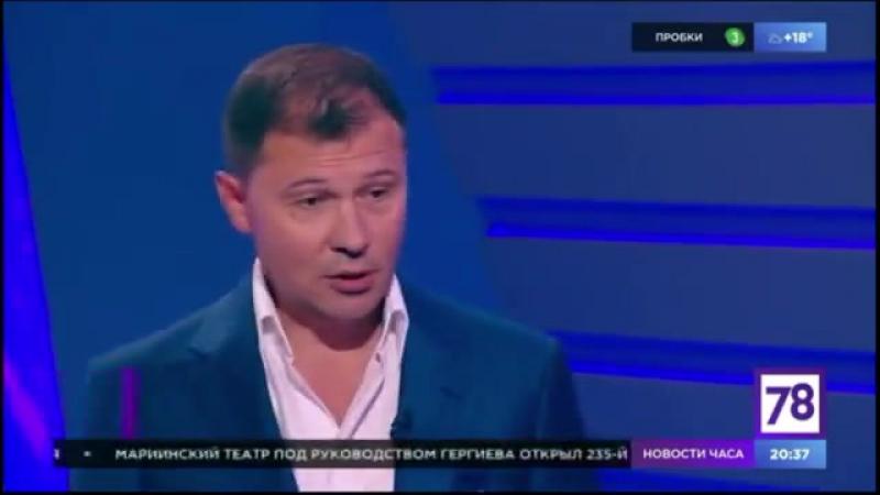 А.Н.Кочергин | Life78 - Воспитать патриота | 12.09.2017