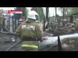 Сухая жаркая погода и ветер увеличивают площадь пожаров в Сибири