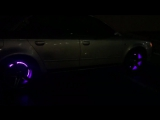 Audi A4 B7 LED WHEELS LIGHTS