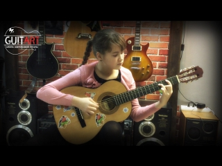 Eric Clapton - Tears In Heaven (guitar cover)