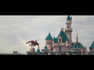 Hong Kong Disneyland - Iron Man