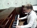 И.С.Бах Менуэт. Репетиция перед концертом.