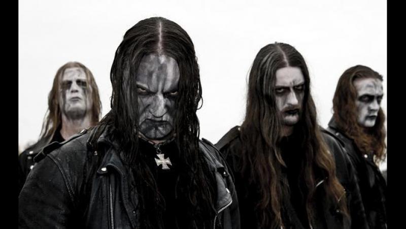 Marduk(Sweden)- The Blond Beast(Белокурый Зверь).