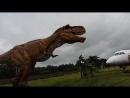 Парк вологодского периода. Стризнево. Y.E.S. Динозавры скоро снова будут хозяевами планеты.