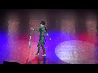 027. Lalale Pandey - Dragon Age - Merrill