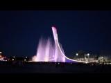 Абхазия 17 Экскурсия Сочи Олимпийский Парк Поющие фонтаны Фредди Меркьюри 1