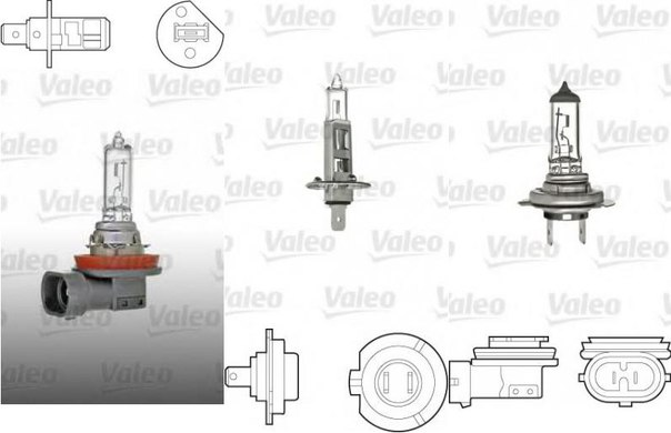 Лампа накаливания, фара дальнего света; Лампа накаливания, основная фара; Лампа накаливания, противотуманная фара; Лампа накаливания для AUDI ALLROAD (4BH, C5)