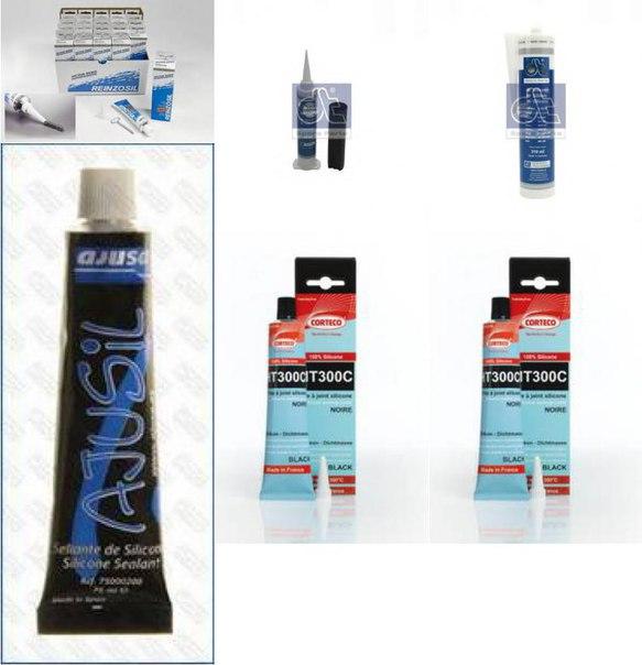 Прокладка, впускной коллектор; Прокладка, крышка головки цилиндра; Прокладка, маслянный поддон для AUDI CABRIOLET (8G7, B4)