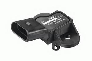 Датчик, давление во впускном газопроводе; Датчик давления, усилитель тормозной системы для AUDI Q3 (8U)