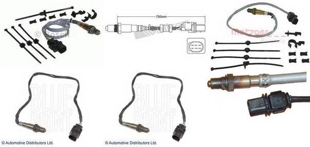 Лямбда-зонд для AUDI Q7 (4L)