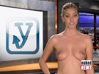 Naked News - App date