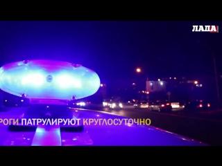 Полицейские Актау рассказали о патрулировании дорог без жезлов (1)