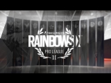 Rainbow 6 Pro League. Penta Sports VS ENCE eSports. Millenium VS Supremacy