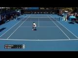 Harrison v Mahut match highlights (1R) _ Australian Open 2017