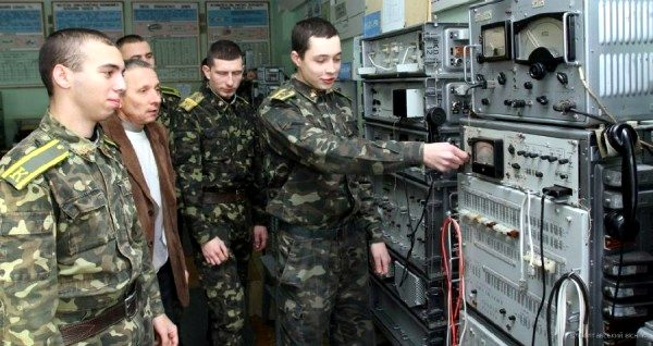 Связь в украинской армии