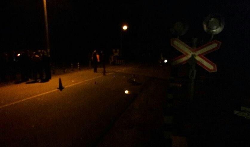 ВИвановском районе Mercedes попал под поезд: 4 человека погибли