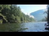 Утро на реке Урик