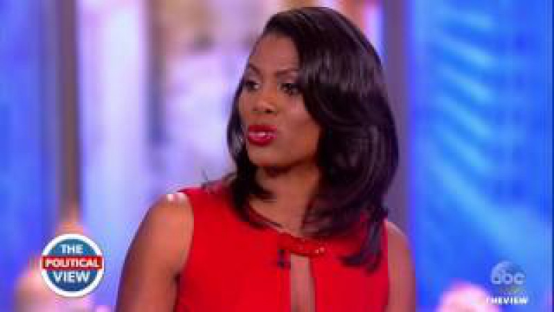 Omarosa Manigault On Role In White House, 'Engagement' With Black Community More