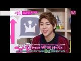 ENG 111115 Mnet Wide - Block B Zico talks about Boyfriend Youngmin cut