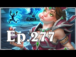 Funny And Lucky Moments - Hearthstone - Ep. 277