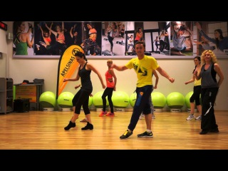 ZUMBA WARM UP/DANCE - Mmm Yeah