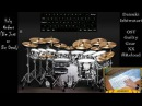 Daisuki Ishiwatari - Holy Orders Be Just or Be Dead OST GGXX Reload VirtualDrumming Cover