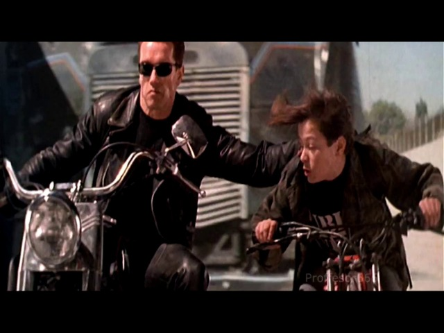 Terminator 2 Judgment Day. Music Video Soundtrack by Proffesor666