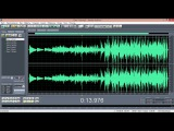 Запись авторской песни в программе Adobe Audition 1.5