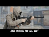 Fallout 4 Mods 9x39 Project (AS VAL, VSS)