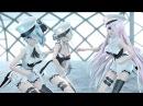 [MMD] ライアーダンス / Liar Dance (Miku,Haku,Luka)『4KUHD』