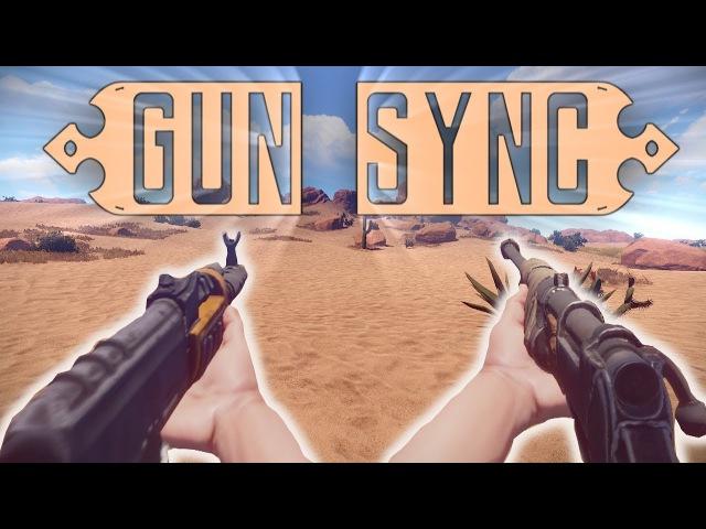 SIX SHOOTER | Rust Gun Sync