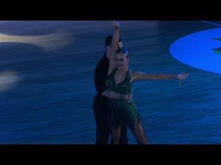Timur Imametdinov - Nina Bezzubova | Show Cha-cha-cha | World Open Minsk 2017