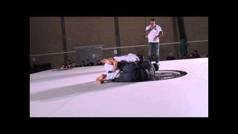 Tuff Invitational - Luiz Tosta vs Mark Stephenson