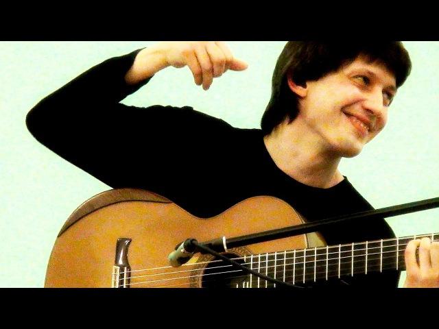 Михаил Оленченко - «Гитара для всех»