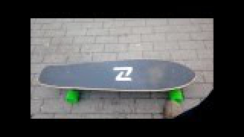 Обзор лонгборда Z-Flex RoundTail