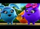 Солнечные Зайчики – мультфильм для детей - Ириска и Светик. Умница и красавица - ...