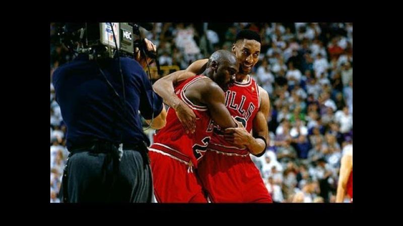 Bulls vs Jazz: 1997 NBA Finals Game 5